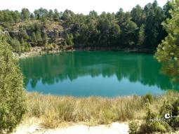 """Laguna """"La Gitana"""" en Torcas de Palancares y Lagunas de Cañada del Hoyo"""